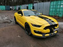Москва Mustang 2016