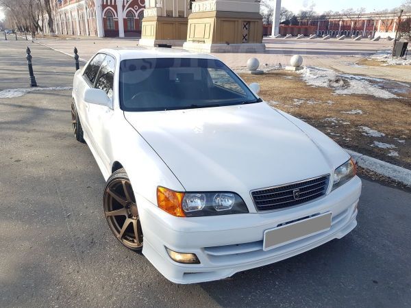 Toyota Chaser, 2000 год, 385 000 руб.