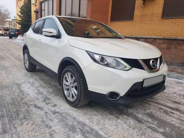 Nissan Qashqai, 2018 год, 1 350 000 руб.
