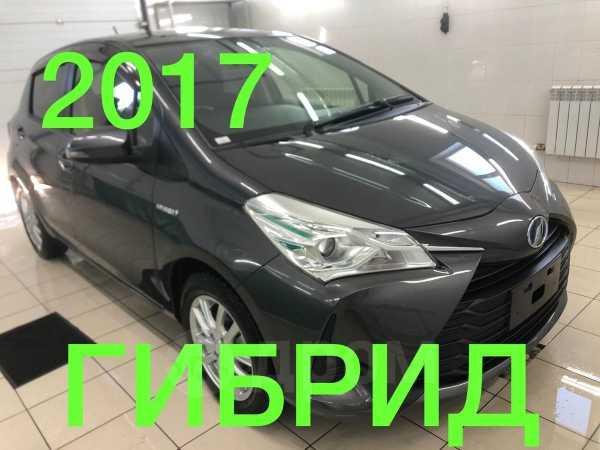 Toyota Vitz, 2017 год, 670 000 руб.