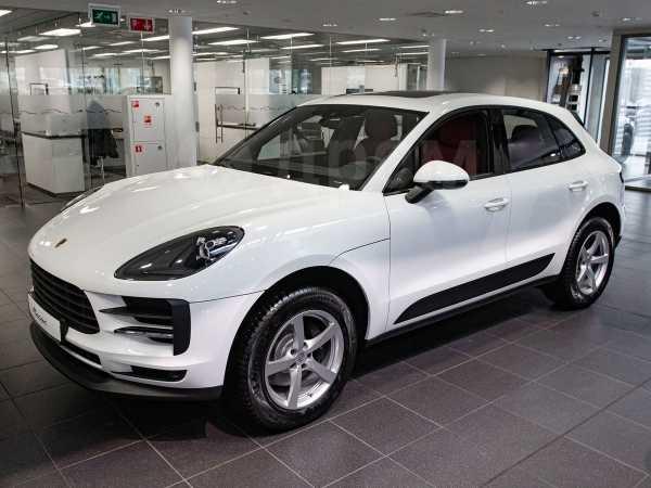 Porsche Macan, 2020 год, 4 714 357 руб.