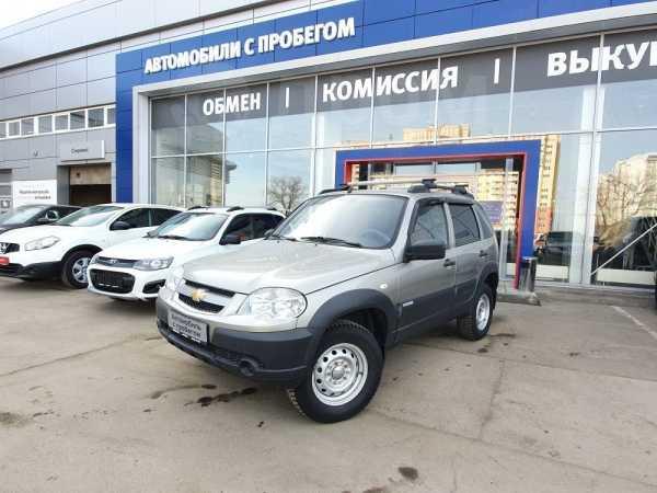 Chevrolet Niva, 2014 год, 378 000 руб.