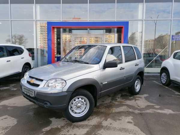 Chevrolet Niva, 2013 год, 375 000 руб.