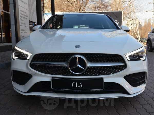 Mercedes-Benz CLA-Class, 2019 год, 2 833 200 руб.