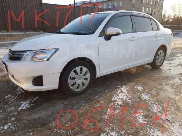 Toyota Corolla Axio, 2013 год, 555 000 руб.