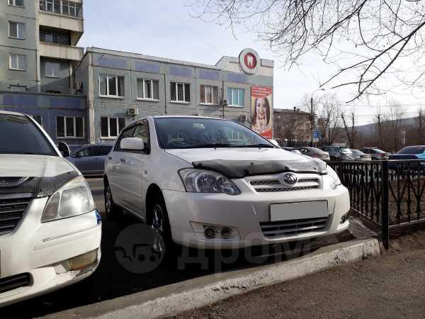Toyota Allex, 2005 год, 350 000 руб.
