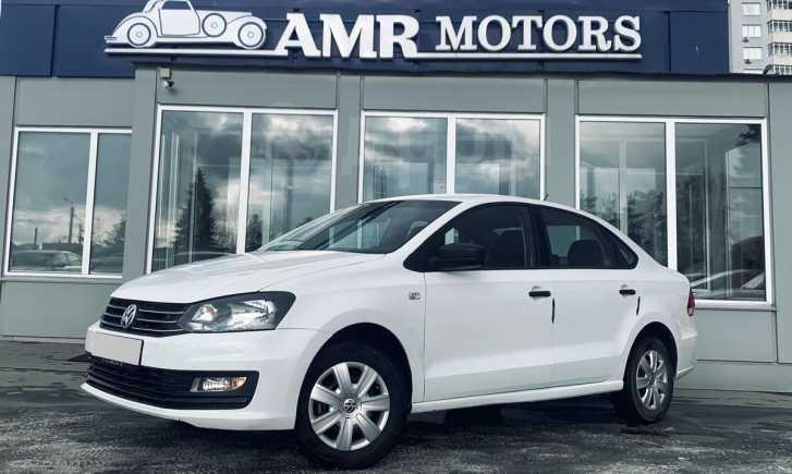 Volkswagen Polo, 2017 год, 465 000 руб.