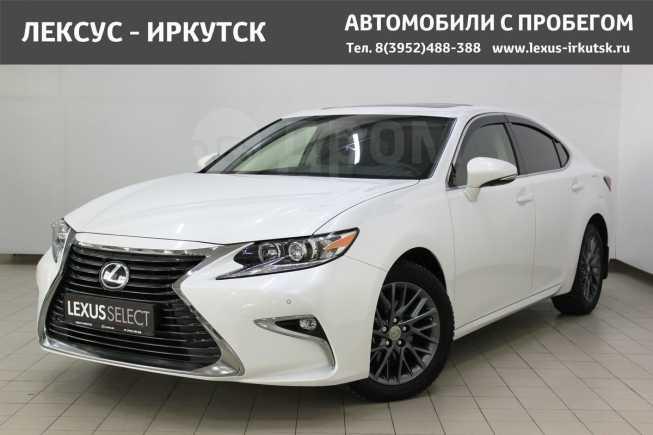 Lexus ES200, 2018 год, 1 930 000 руб.