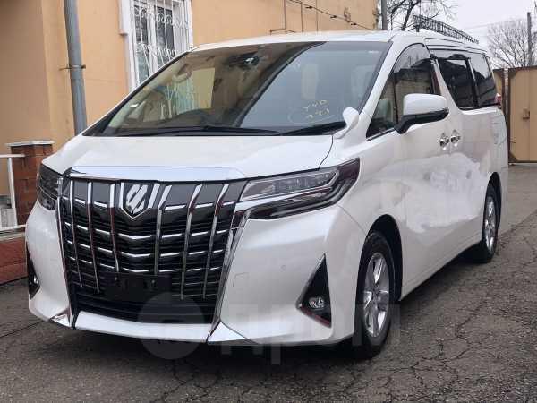 Toyota Alphard, 2019 год, 2 105 000 руб.
