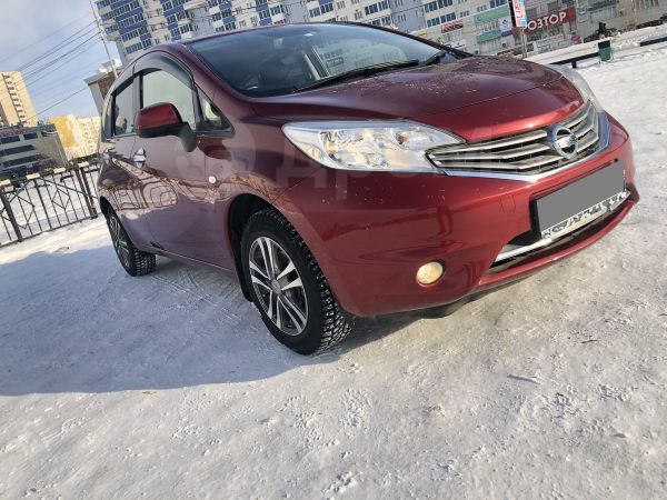 Nissan Note, 2014 год, 535 000 руб.