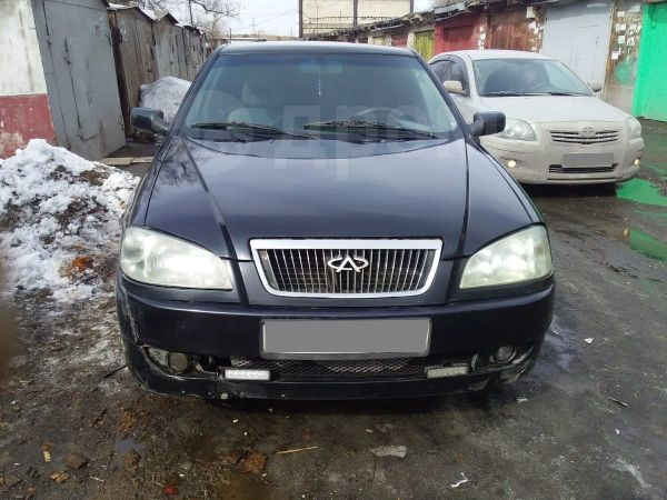 Chery Amulet A15, 2008 год, 90 000 руб.
