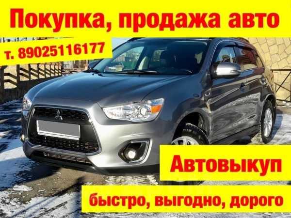 Mitsubishi ASX, 2013 год, 888 000 руб.