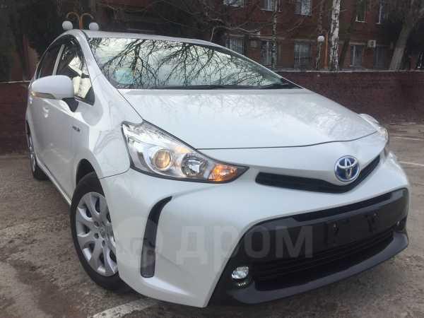 Toyota Prius a, 2016 год, 1 150 000 руб.