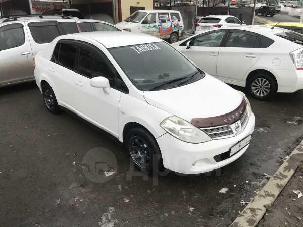 Nissan Tiida Latio, 2010 год, 360 000 руб.
