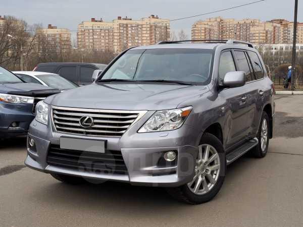 Lexus LX570, 2010 год, 1 995 000 руб.