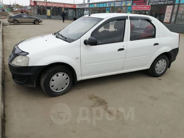Renault Logan, 2011 год, 175 000 руб.