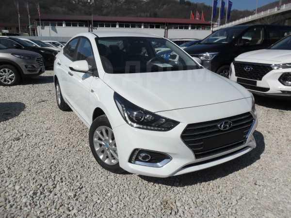 Hyundai Solaris, 2020 год, 1 113 590 руб.