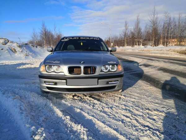 BMW 3-Series, 2000 год, 220 000 руб.