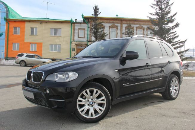 BMW X5, 2011 год, 1 499 000 руб.