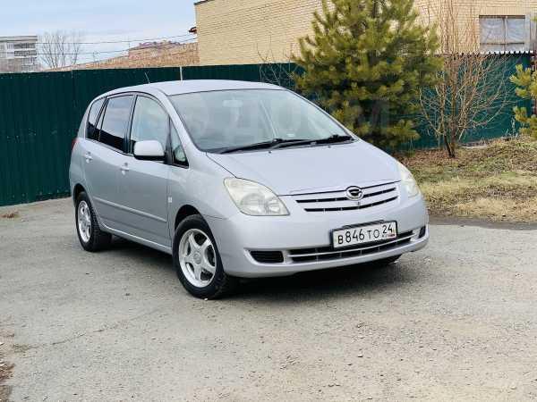 Toyota Corolla Spacio, 2003 год, 395 000 руб.