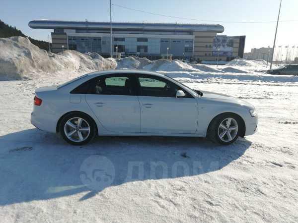 Audi A4, 2014 год, 1 040 000 руб.