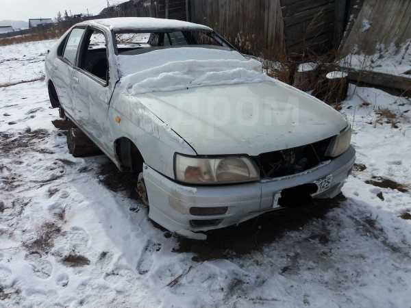 Nissan Bluebird, 1996 год, 50 000 руб.