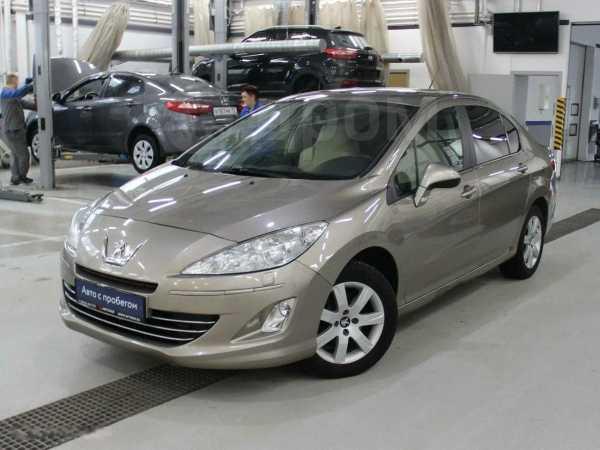 Peugeot 408, 2012 год, 386 000 руб.