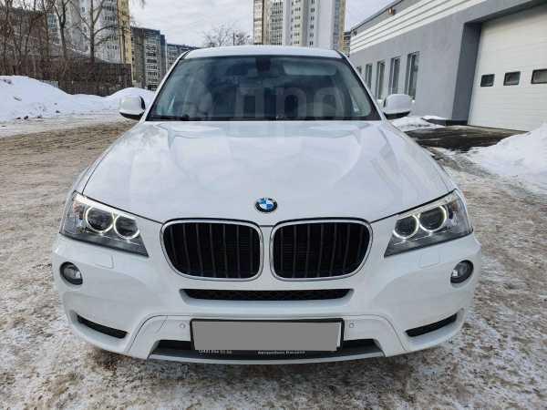 BMW X3, 2012 год, 1 230 000 руб.