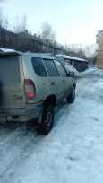Chevrolet Niva, 2003 год, 83 000 руб.