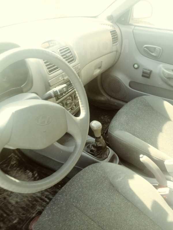 Hyundai Accent, 2007 год, 219 000 руб.