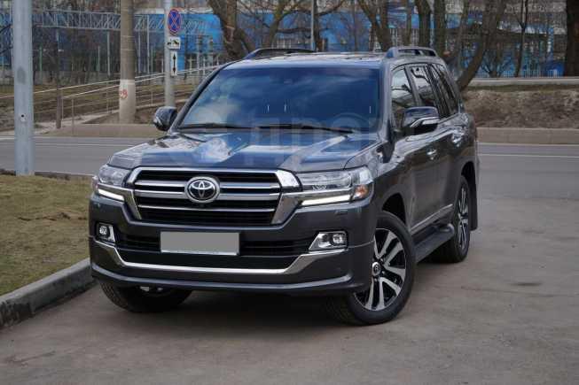 Toyota Land Cruiser, 2018 год, 4 750 000 руб.