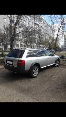 Каневская A6 allroad quattro