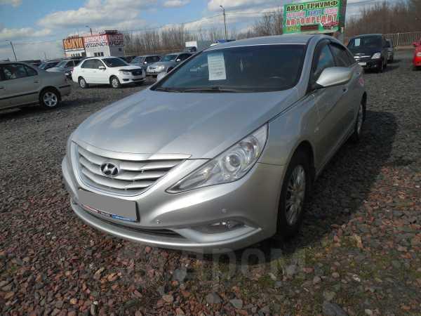 Hyundai Sonata, 2011 год, 645 000 руб.