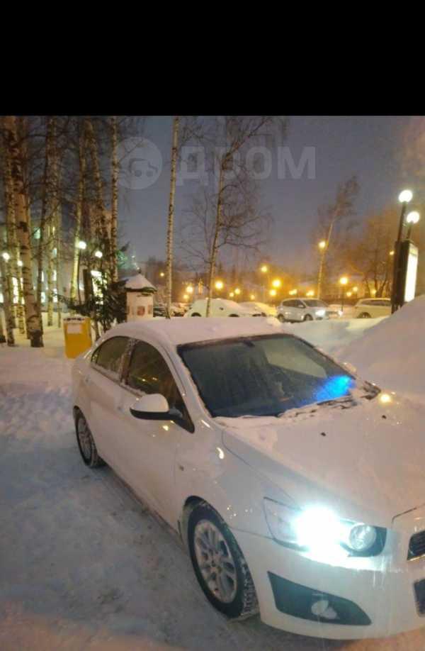 Chevrolet Aveo, 2012 год, 399 000 руб.