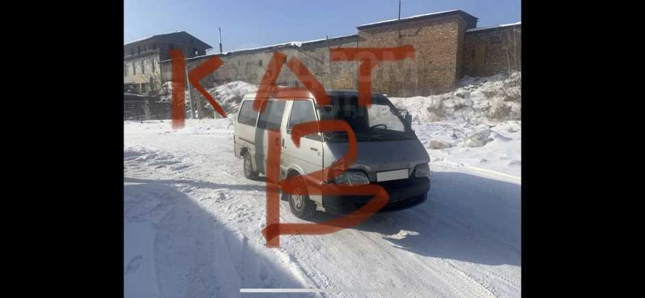 Kia Besta, 1994 год, 55 000 руб.