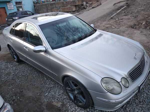 Mercedes-Benz E-Class, 2003 год, 420 000 руб.