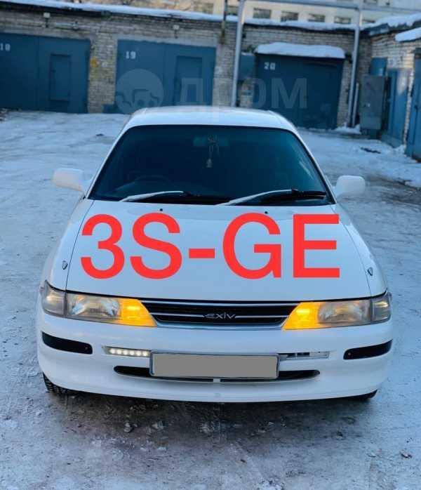 Toyota Corona Exiv, 1989 год, 109 000 руб.
