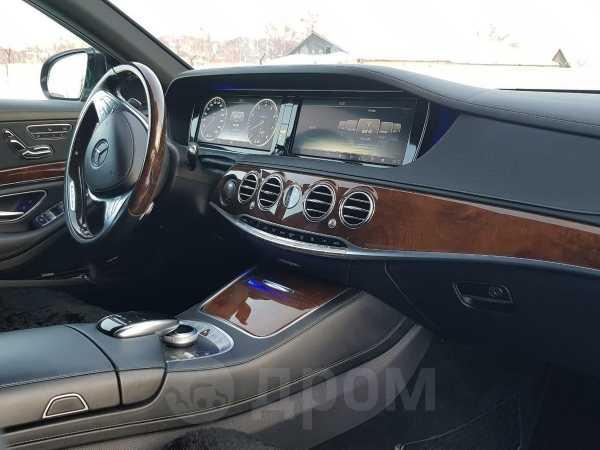 Mercedes-Benz S-Class, 2014 год, 3 149 999 руб.