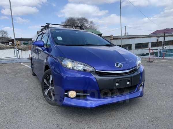 Toyota Wish, 2015 год, 949 000 руб.