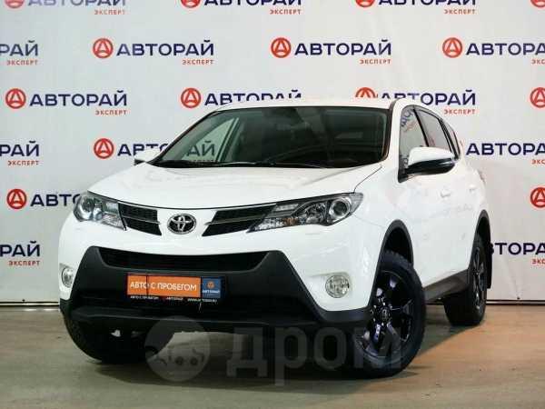 Toyota RAV4, 2014 год, 1 190 000 руб.