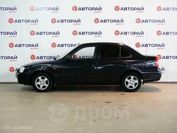 Hyundai Accent, 2007 год, 249 000 руб.