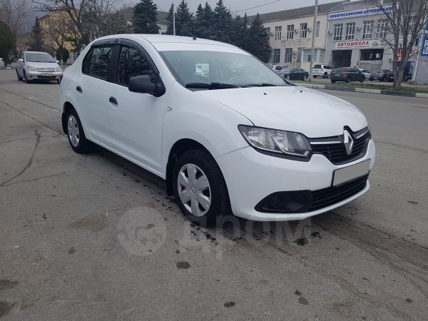 Renault Logan, 2017 год, 440 000 руб.