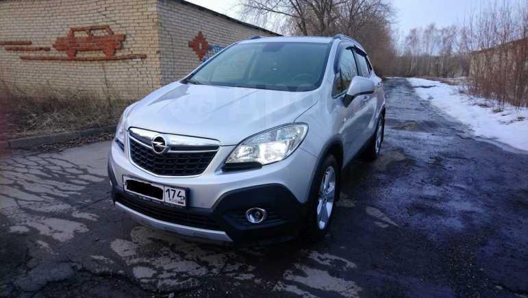 Opel Mokka, 2012 год, 650 000 руб.