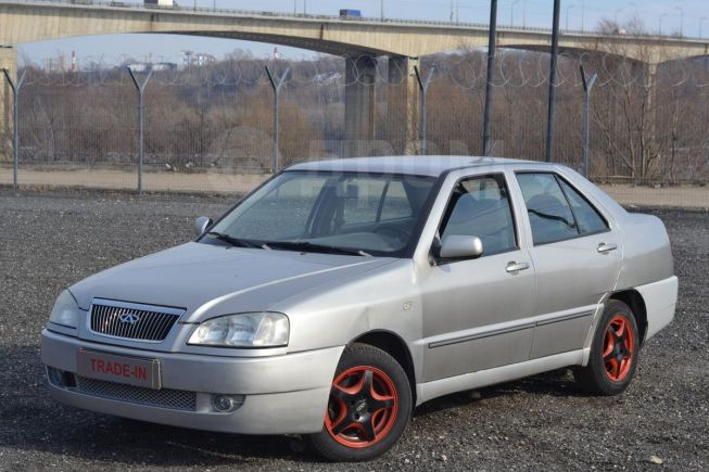 Chery Amulet A15, 2008 год, 79 888 руб.