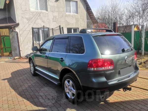 Volkswagen Touareg, 2004 год, 475 000 руб.