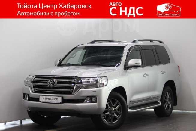 Toyota Land Cruiser, 2015 год, 3 380 000 руб.