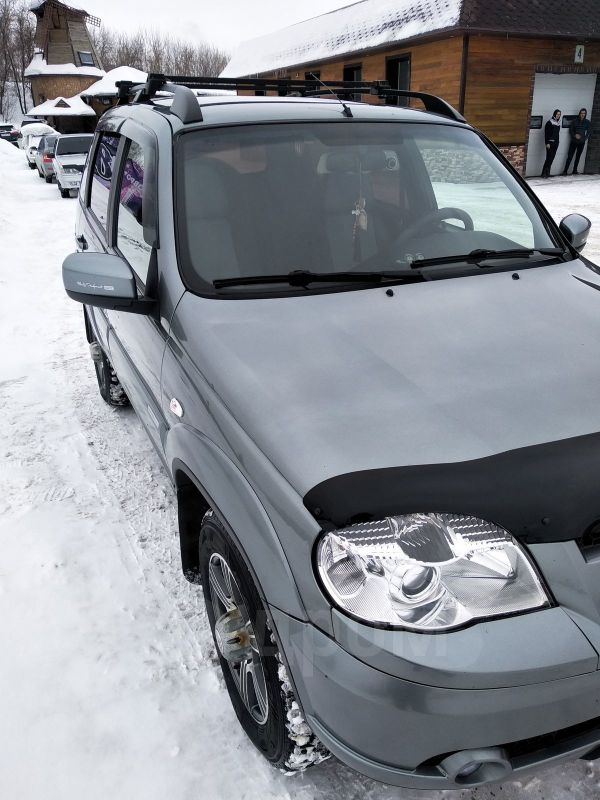 Chevrolet Niva, 2013 год, 445 000 руб.