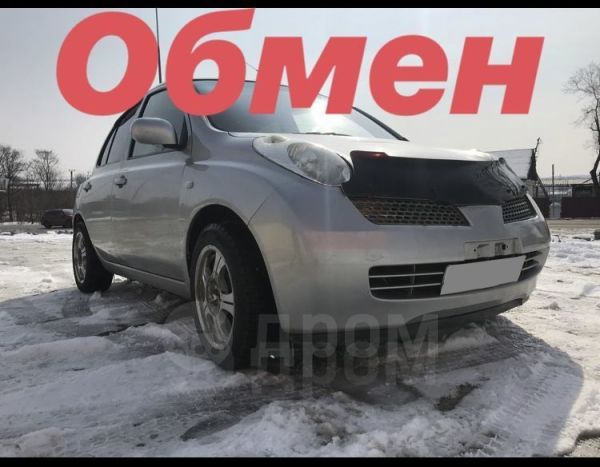 Nissan March, 2003 год, 189 000 руб.