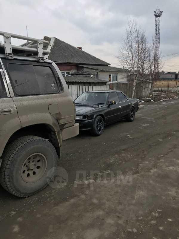 Toyota Mark II, 1989 год, 110 000 руб.