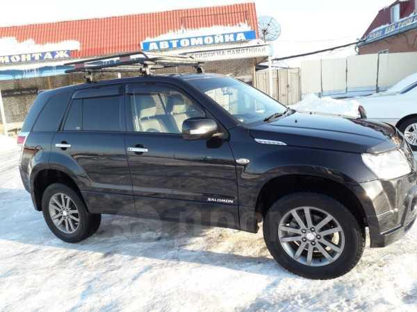 Suzuki Escudo, 2008 год, 670 000 руб.